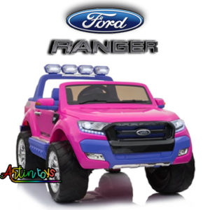 24-v-licensed-ford-ranger-wildtrak-4×4-suv-pink-8