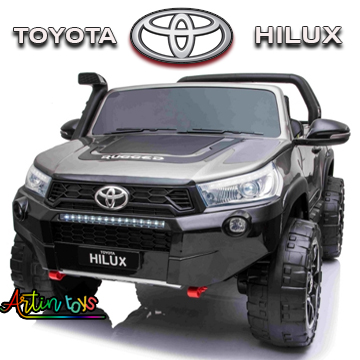 24-v-toyota-hilux-kids-ride-on-car-black-2
