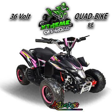 36-v-1000-w-kids-electric-atv-quad-black-pink-8e-5