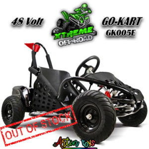 48-v-1000-w-kids-electric-race-go-kart-black-8