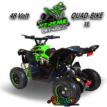 48-v-1000-w-renegade-atv-kids-quad-bike-green-11