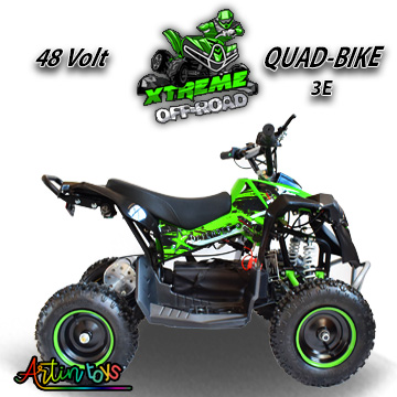 48-v-1000-w-renegade-atv-kids-quad-bike-green-12