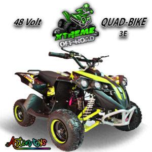 48-v-1000-w-renegade-atv-kids-quad-bike-yellow-10