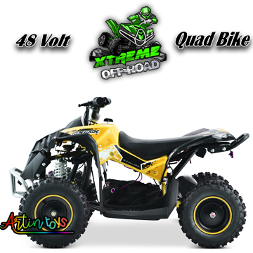 48-v-1000-w-renegade-atv-kids-quad-bike-yellow-6