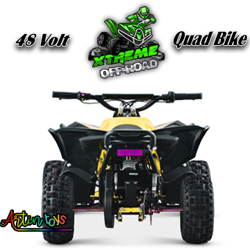 48-v-1000-w-renegade-atv-kids-quad-bike-yellow-8