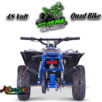 48-v-1000-w-renegade-race-atv-kids-quad-bike-blue-10