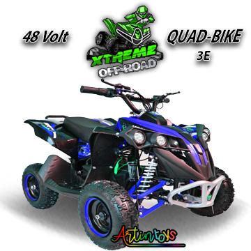 48-v-1000-w-renegade-race-atv-kids-quad-bike-blue-12