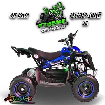 48-v-1000-w-renegade-race-atv-kids-quad-bike-blue-14
