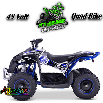 48-v-1000-w-renegade-race-atv-kids-quad-bike-blue-8