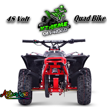 48-v-1000-w-renegade-race-atv-kids-quad-bike-red-10