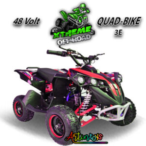 48-v-1000-w-renegade-race-atv-kids-quad-bike-red-12