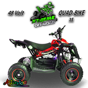 48-v-1000-w-renegade-race-atv-kids-quad-bike-red-14