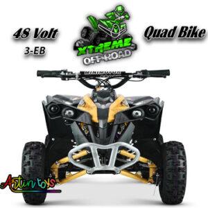 48-v-1060-w-atv-kids-quad-bike-orange-1