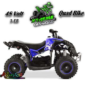 48-v-1060-w-atv-kids-ride-on-quad-bike-blue-4