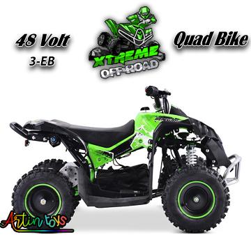 48-v-1060-w-atv-kids-ride-on-quad-bike-green-4