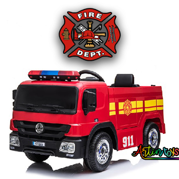 new-fire-truck-ride-on-car-12-v-fire-engine-red-4